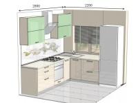 """2850-2200-1-isb<br>Для расчета цены подобной кухни укажите код этой кухни в заявке в графе """"Доп. информация"""" <a class=""""kuhni-foto-link"""" title=""""Расчет кухни онлайн"""" href=""""http://dobrotno.com.ua/zakazat-dizayn-kuhni"""" target=""""_blank""""> Рассчитать кухню</a>"""