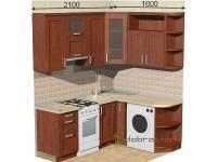 """2000-1600-4-svv<br>Для расчета цены подобной кухни укажите код этой кухни в заявке в графе """"Доп. информация"""" <a class=""""kuhni-foto-link"""" title=""""Расчет кухни онлайн"""" href=""""http://dobrotno.com.ua/zakazat-dizayn-kuhni"""" target=""""_blank""""> Рассчитать кухню</a>"""