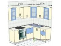 """2100-1600-4-svv<br>Для расчета цены подобной кухни укажите код этой кухни в заявке в графе """"Доп. информация"""" <a class=""""kuhni-foto-link"""" title=""""Расчет кухни онлайн"""" href=""""http://dobrotno.com.ua/zakazat-dizayn-kuhni"""" target=""""_blank""""> Рассчитать кухню</a>"""