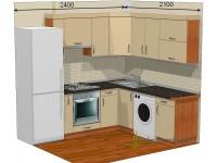 """2400-2100-2-svv<br>Для расчета цены подобной кухни укажите код этой кухни в заявке в графе """"Доп. информация"""" <a class=""""kuhni-foto-link"""" title=""""Расчет кухни онлайн"""" href=""""http://dobrotno.com.ua/zakazat-dizayn-kuhni"""" target=""""_blank""""> Рассчитать кухню</a>"""