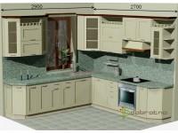 """2900-2700-1-svv<br>Для расчета цены подобной кухни укажите код этой кухни в заявке в графе """"Доп. информация"""" <a class=""""kuhni-foto-link"""" title=""""Расчет кухни онлайн"""" href=""""http://dobrotno.com.ua/zakazat-dizayn-kuhni"""" target=""""_blank""""> Рассчитать кухню</a>"""