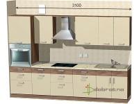 """3100-600-2-svv<br>Для расчета цены подобной кухни укажите код этой кухни в заявке в графе """"Доп. информация"""" <a class=""""kuhni-foto-link"""" title=""""Расчет кухни онлайн"""" href=""""http://dobrotno.com.ua/zakazat-dizayn-kuhni"""" target=""""_blank""""> Рассчитать кухню</a>"""