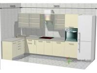 """3800-1800-1-svv<br>Для расчета цены подобной кухни укажите код этой кухни в заявке в графе """"Доп. информация"""" <a class=""""kuhni-foto-link"""" title=""""Расчет кухни онлайн"""" href=""""http://dobrotno.com.ua/zakazat-dizayn-kuhni"""" target=""""_blank""""> Рассчитать кухню</a>"""