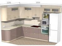 Дизайн - проекты кухонь: эскизы