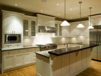 Основные правила освещения кухни