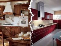 Кухни из дерева vs Кухни МДФ