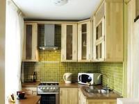 Проектирование кухни в небольшом помещении