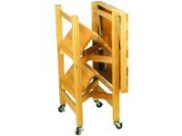 Раскладной и передвижной сервировочный стол - 7