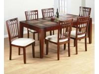 Виды и формы обеденных столов