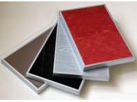 фасады МДФ+пластик HPL в алюминиевой рамке (2)