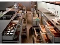 Системы выдвижения на кухне