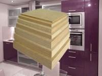 Применение МДФ для кухонь