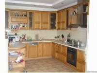 """Кухня из дерева - kit-0016<br>Для расчета цены подобной кухни укажите код этой кухни в заявке в графе """"Доп. информация"""" <a class=""""kuhni-foto-link"""" title=""""Расчет кухни онлайн"""" href=""""http://dobrotno.com.ua/zakazat-dizayn-kuhni"""" target=""""_blank""""> Рассчитать кухню</a>"""