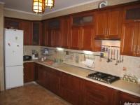 """Кухня из дерева - kit-0044-2<br>Для расчета цены подобной кухни укажите код этой кухни в заявке в графе """"Доп. информация"""" <a class=""""kuhni-foto-link"""" title=""""Расчет кухни онлайн"""" href=""""http://dobrotno.com.ua/zakazat-dizayn-kuhni"""" target=""""_blank""""> Рассчитать кухню</a>"""
