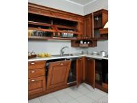 """Кухня из дерева - kit-1169-4<br>Для расчета цены подобной кухни укажите код этой кухни в заявке в графе """"Доп. информация"""" <a class=""""kuhni-foto-link"""" title=""""Расчет кухни онлайн"""" href=""""http://dobrotno.com.ua/zakazat-dizayn-kuhni"""" target=""""_blank""""> Рассчитать кухню</a>"""
