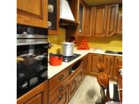 """Кухня из дерева - kit-1209-4<br>Для расчета цены подобной кухни укажите код этой кухни в заявке в графе """"Доп. информация"""" <a class=""""kuhni-foto-link"""" title=""""Расчет кухни онлайн"""" href=""""http://dobrotno.com.ua/zakazat-dizayn-kuhni"""" target=""""_blank""""> Рассчитать кухню</a>"""
