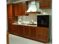 """Кухня из дерева - kit-1238<br>Для расчета цены подобной кухни укажите код этой кухни в заявке в графе """"Доп. информация"""" <a class=""""kuhni-foto-link"""" title=""""Расчет кухни онлайн"""" href=""""http://dobrotno.com.ua/zakazat-dizayn-kuhni"""" target=""""_blank""""> Рассчитать кухню</a>"""