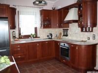 """Кухня из дерева - kit-1640<br>Для расчета цены подобной кухни укажите код этой кухни в заявке в графе """"Доп. информация"""" <a class=""""kuhni-foto-link"""" title=""""Расчет кухни онлайн"""" href=""""http://dobrotno.com.ua/zakazat-dizayn-kuhni"""" target=""""_blank""""> Рассчитать кухню</a>"""