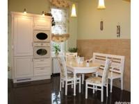 """Классическая кухня - kit-1413-3<br>Для расчета цены подобной кухни укажите код этой кухни в заявке в графе """"Доп. информация"""" <a class=""""kuhni-foto-link"""" title=""""Расчет кухни онлайн"""" href=""""http://dobrotno.com.ua/zakazat-dizayn-kuhni"""" target=""""_blank""""> Рассчитать кухню</a>"""