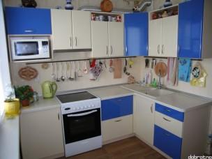 Кухня МДФ kmdf-0119
