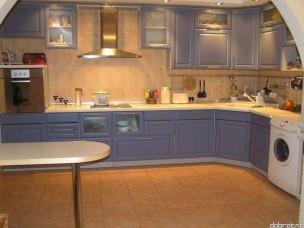 Кухня МДФ kmdf-0135