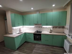 Кухня МДФ kmdf-0188