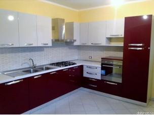 Кухня МДФ kmdf-1079