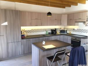 Кухня МДФ kmdf-1375