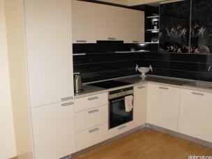 Кухня МДФ kmdf-1535