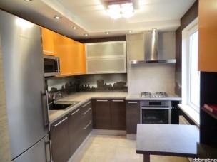 Кухня МДФ kmdf-1585