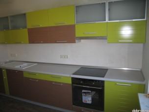 Кухня прямая kpry-0116