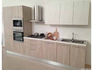 Кухня прямая kpry-1187-1