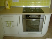 """Угловая кухня - kit-0019-6<br>Для расчета цены подобной кухни укажите код этой кухни в заявке в графе """"Доп. информация"""" <a class=""""kuhni-foto-link"""" title=""""Расчет кухни онлайн"""" href=""""http://dobrotno.com.ua/zakazat-dizayn-kuhni"""" target=""""_blank""""> Рассчитать кухню</a>"""