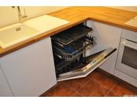 """Угловая кухня - kit-1261-3<br>Для расчета цены подобной кухни укажите код этой кухни в заявке в графе """"Доп. информация"""" <a class=""""kuhni-foto-link"""" title=""""Расчет кухни онлайн"""" href=""""http://dobrotno.com.ua/zakazat-dizayn-kuhni"""" target=""""_blank""""> Рассчитать кухню</a>"""