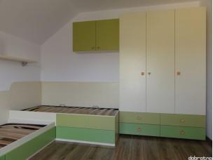 Мебель детская mdet-1007-1