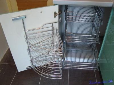 Система Magic Corner для кухни