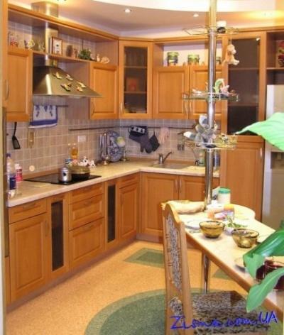 Pole system для кухни