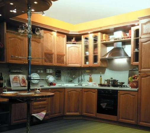 Рейлинг для кухни (пример2)
