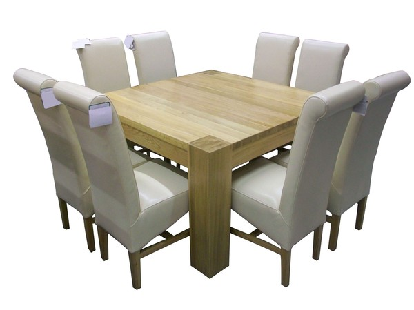 квадратный стол - 3